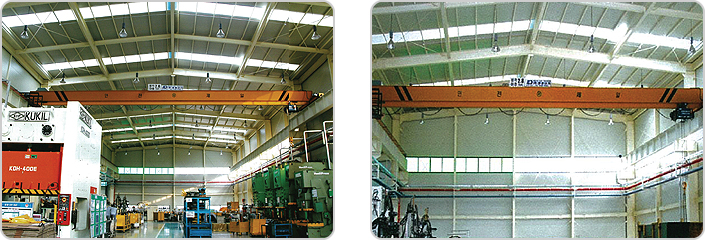 Hoist Crane single Girder